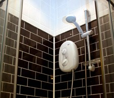 Shower installation Leeds